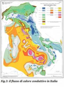 Zone caratterizzate da forti anomalie del flusso di calore