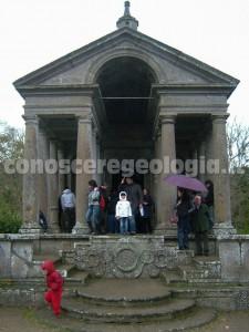 Bomarzo, il tempio