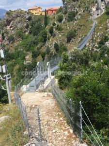Ponte Tibetano di Laviano