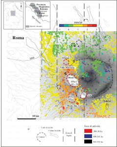 FIGURA 2: basic map area colli Albani