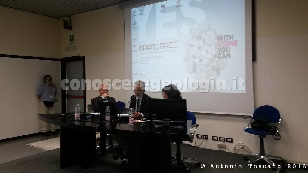Marmomacc 2016 Verona, Dr. Paolo Spagna