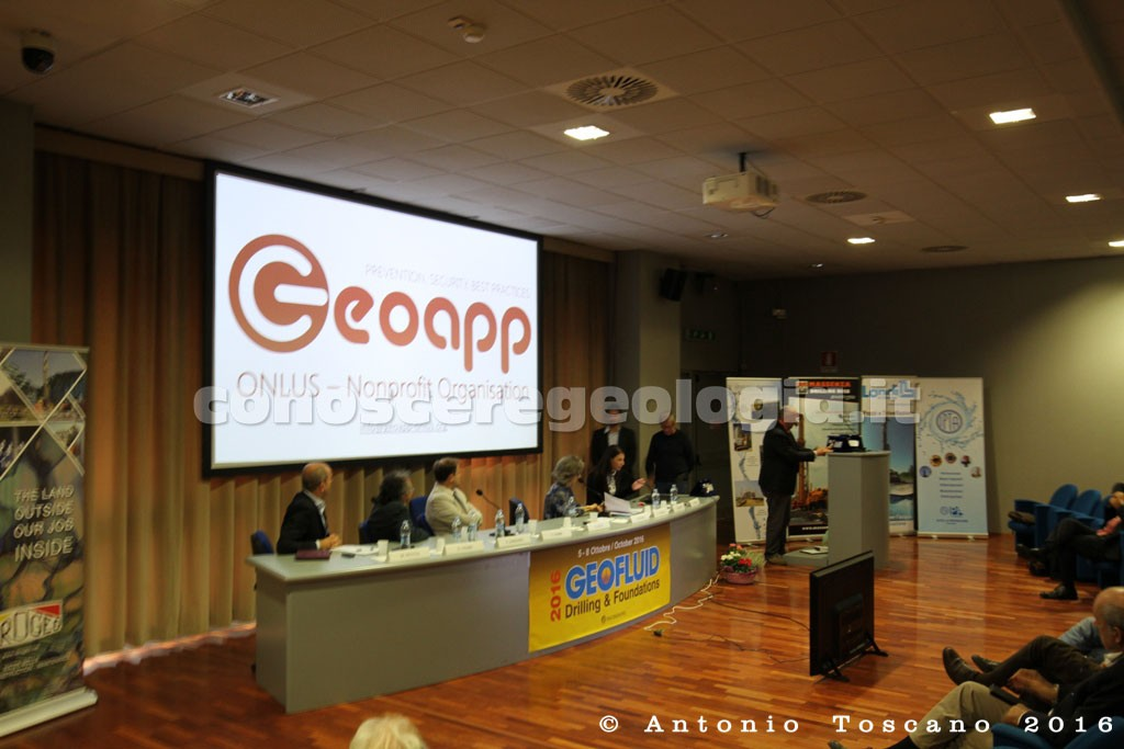 geofluid 2016, premiazioni premio Botti