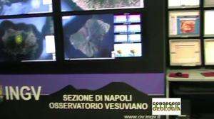 Sala di Controllo dell'Osservatorio Vesuviano