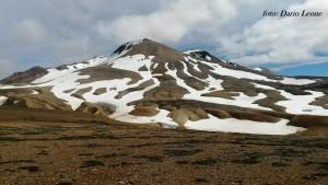 1) La cima principale del Kerlingarfjoll, dissecata dal ghiaccio.