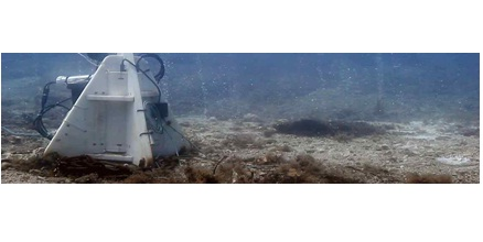 Figura 3: Moduli geochimici multiparametrici (GeoC) deposti nel mar