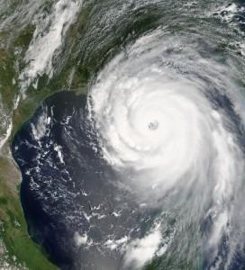 Uragano Katrina - Immagine NASA