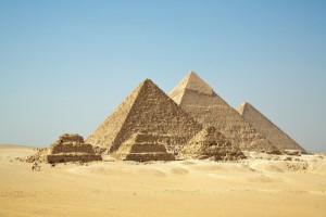 Foto 5 - Piramidi egizie