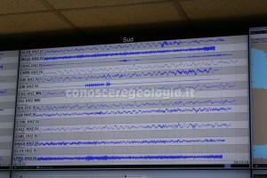 foto 3. conferenza stampa INGV terremoto Amatrice