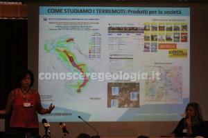 foto 6. conferenza stampa INGV terremoto Amatrice
