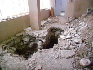 Foto 2 - esempio di edificio... senza fondazioni