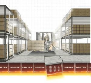 fig.2: sollevamento di precisione Floor Lift®