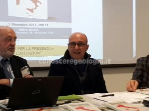 Il Presidente del CNG, Francesco Peduto