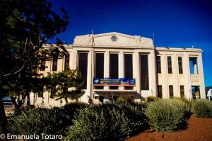 La sede del Convegno Trieste Gruppo Nazionale di Geofisica della Terra Solida