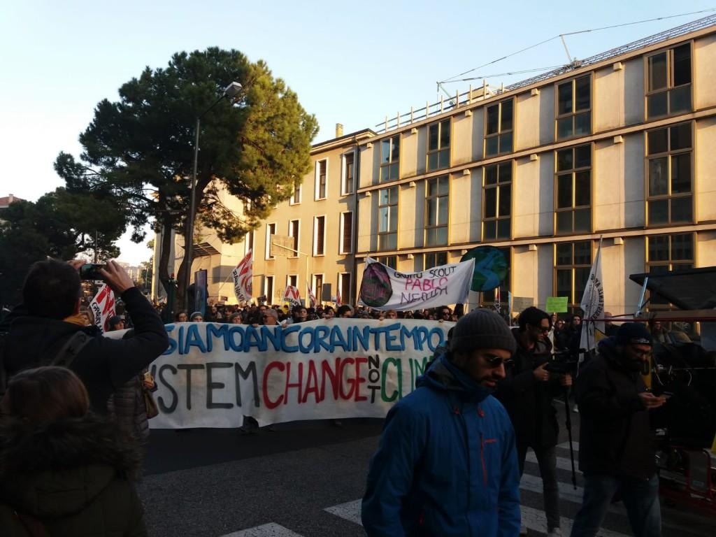 """Manifestazione """"Marcia per il clima (Padova)"""""""