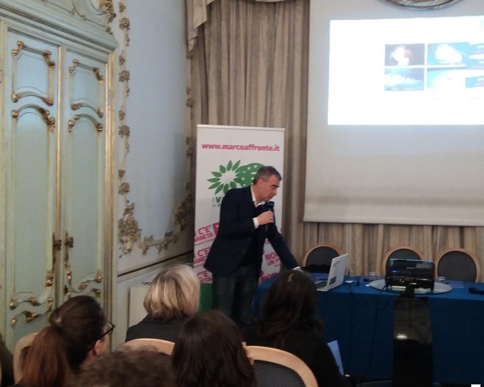 Il meteorologo e climatologo Andrea Giuliacci